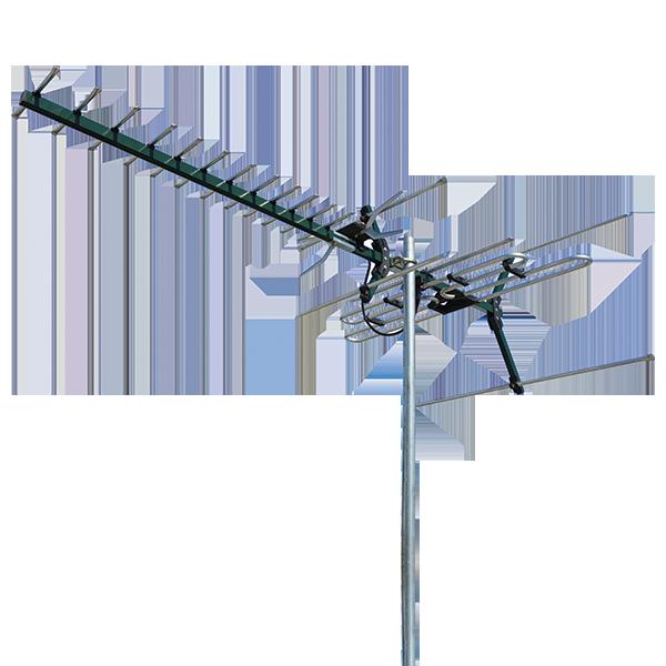 musselburgh aerial installation